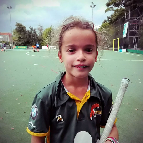 sportbuc infantil a medida hockey