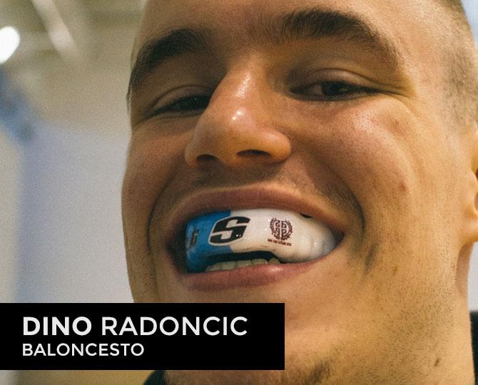 Dino Radoncic Baloncesto