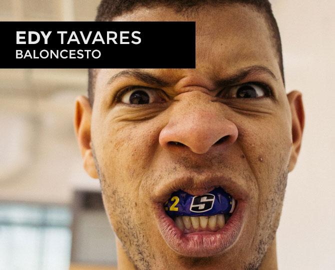 Edy Tavares Basket