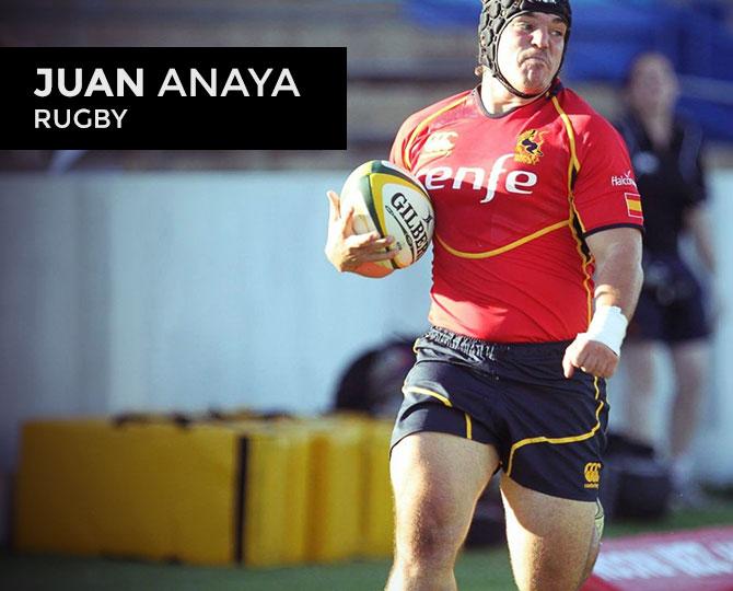 Juan Anaya SPORTBUC
