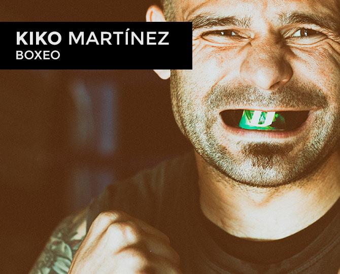 Kiko Martínez SPORTBUC