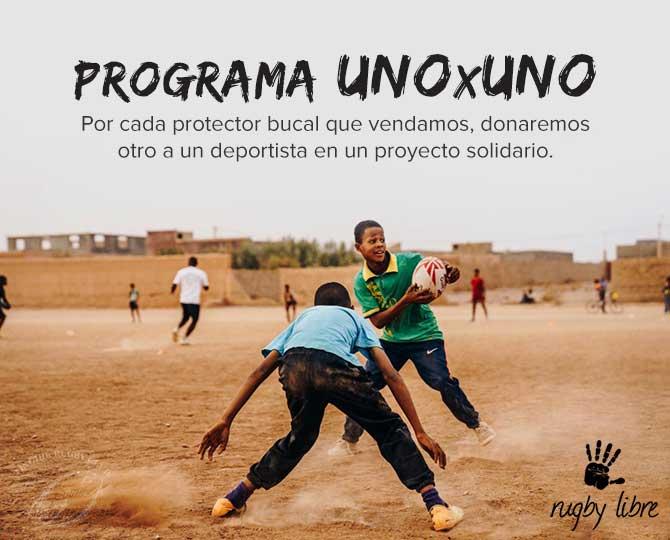 Responsabilidad Social Corporativa - Programa Uno x Uno SPORTBUC