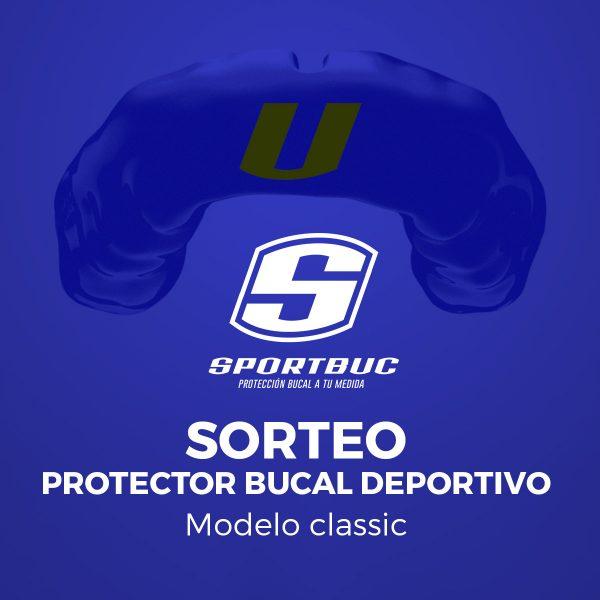 SORTEO PROTECTOR BUCAL DEPORTIVO