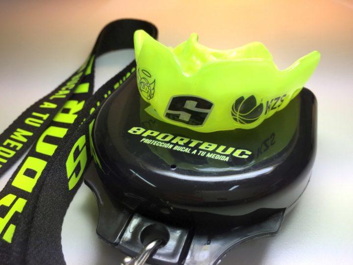 Protectores bucales personalizados con Sportbuc
