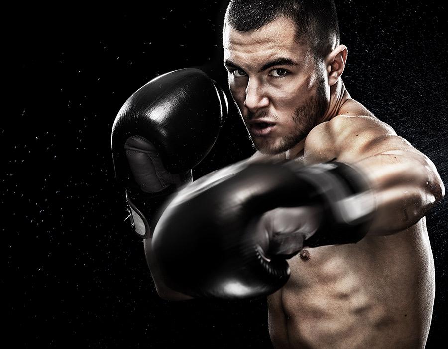 Ejemplo de bucales boxeo personalizados