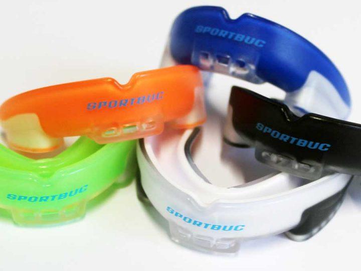 Sportbuc Hervir y Morder, la nueva gama de bucales adaptables para todas la edades y deportes