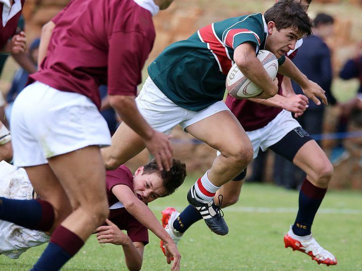 Protectores bucales para rugby